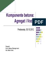 Komponente betona (Agregat i Voda) [Način kompatibilnosti].pdf