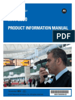 MTP3250 Product Information Manual en 68015000904 D