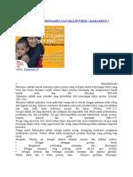 Contoh Laporan Pendahuluan Malnutrisi