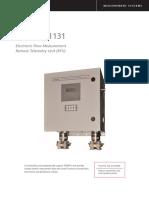 Scanner EFM-1131 NF00056 1008A