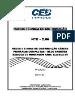 ntd  2.06 - redes de distr. areas protegidas padres de montagem.pdf