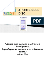Aplicaciones Del Disc