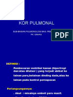 Kor Pulmonal