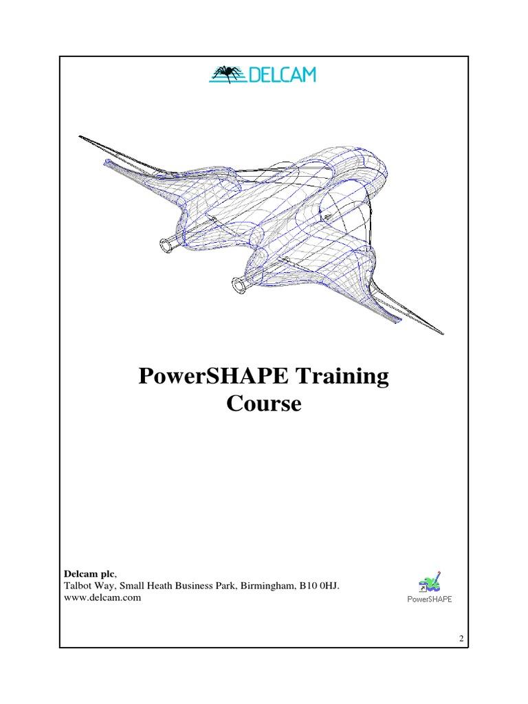 PowerSHAPE 5 0 Training Course | Icon (Computing
