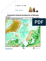 Norway 37 Industry MInerals