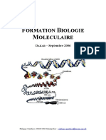 Formation Biologie Moléculaire (2)