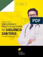eBook 01 Como Aprovar Sua Clinica Na Vigilancia Sanitaria Fabianna Cavalcante