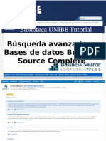 Búzqueda Avanzada (Business Source Complete)
