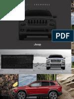 Jeep US Cherokee 2017