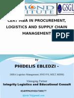 Lecture  3 Slides - CMBA Logistics - Procurement & SM.pptx