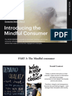 Mindful Consumer WGSN