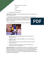 22 Ejercicios de Entrenamiento de Futsal