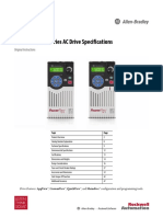Power Flex 520-Series AC Dribe Specifitacions.pdf