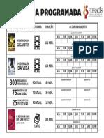 Agenda Programa - Metas e Objetivos - Para Download