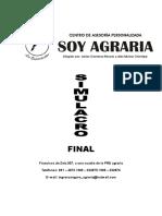 Simualcro Final PRE