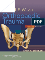 Review of Orthopaedic Trauma - Brinker, Mark R