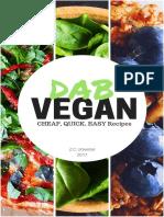 DAB Vegan