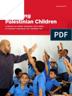 Poisoning Palestinian Children - UNW Report on UNRWA Incitement.pdf