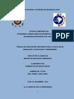 TESIS FELIPE Curriculo 1993 y 2009. Comparacion(1)