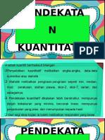 KAJIAN TINDAKAN