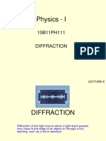 Diffraction Physics 1