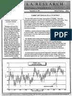 Freeburg, Nelson - Formula Research Newsletter