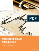 Interest Rates an Introduction