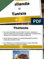 Thailanda Si Tunisia