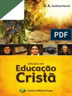 Estudos Em Educacao Crista