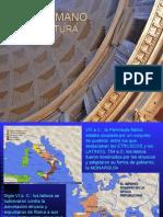 Arquitectura Romana Completa c Torres