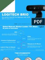 Logitech BRIO Presentation