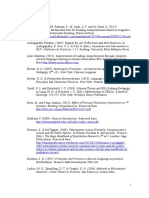References & Appendices KSS