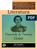 Goias - Visconde de Taunay