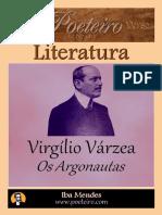Os Argonautas - Virgilio Varzea