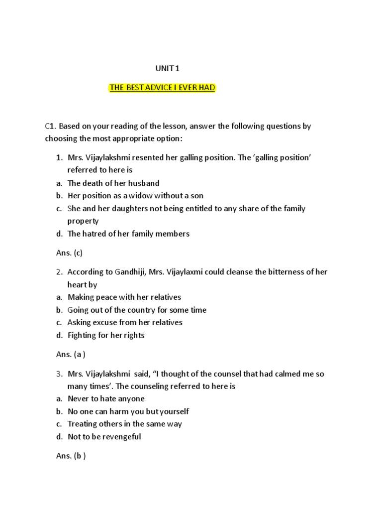 Std IX English Notes | Mahatma Gandhi | Tiger