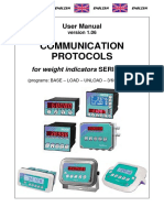 Communication Protocols for W Series
