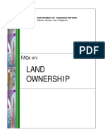 FAQs on Land Ownership