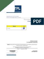 Evaluacion a Distancia - Psicología Comunitaria - Abril-Agosto 2016