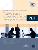 12 Search Strategies