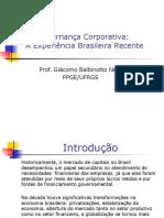 Governança Corporativa no Brasil - aula 7.ppt