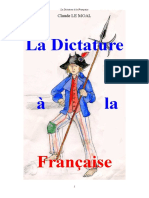 Le Moal, Claude - La Dictature à la Française
