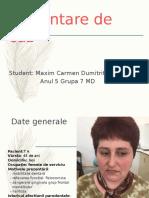 Maxim Carmen Studiu de Caz
