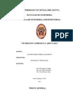 Nutricion y Planificacion - Alonso Rossel Fiorella