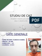 Studiu de Caz Fodor Alin