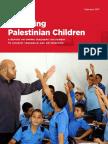 Poisoning Palestinian Children - UNW Report on UNRWA Incitement