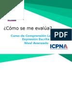 ARW Guia de Evaluacion Para El Alumno -Espanol