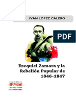 La Rebelion Popular de Zamora