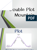 double plot mountain