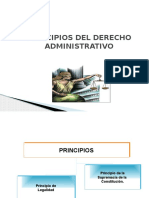 Principios Del Derecho Administrativo