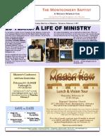 MBA Newsletter 02-02-17